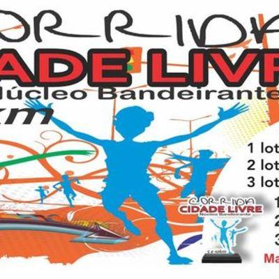 Banner corrida band